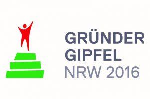 Das Logo des Gründergipfels